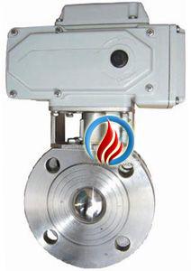Q971电动超薄球阀